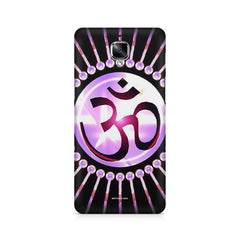 Om The Power Devotional OnePlus 3/3T printed back cover