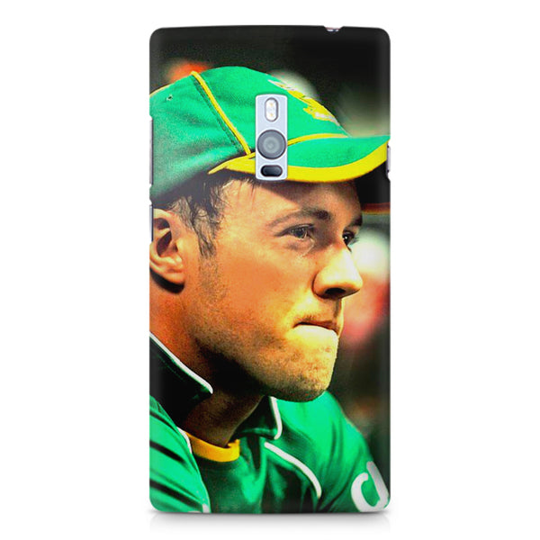 AB de Villiers South Africa  OnePlus Two printed back cover