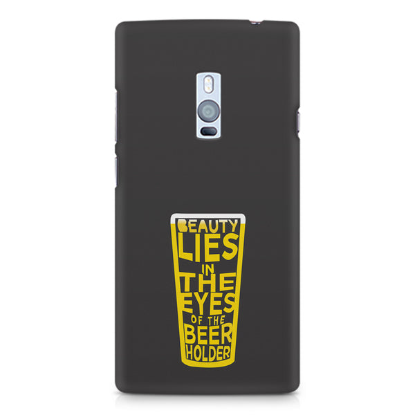 Beer Lovers Perfect Case Design design,  OnePlus Two printed back cover