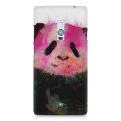 Polar Bear portrait design OnePlus Two hard plastic printed back cover