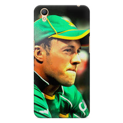 AB de Villiers South Africa  Oppo A37  printed back cover