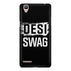 Desi Swag Oppo R7 hard plastic printed back cover