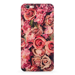 Roses  design,  Oppo A57  printed back cover