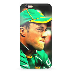 AB de Villiers South Africa  Oppo F3 Plus  printed back cover