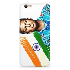 Sachin Tendulkar blue  Oppo A57  printed back cover