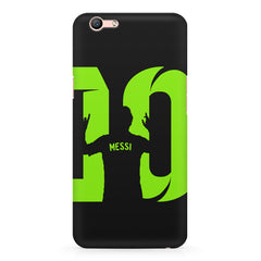 Lionel Messi 10 Victory  design,  Oppo A57  printed back cover
