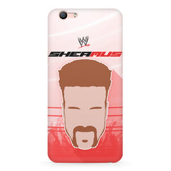 Boxing Ring Sheamus  design,  Oppo F3 Plus  printed back cover