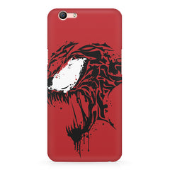 Spiderman roar - Venam design,  Oppo F3 Plus  printed back cover