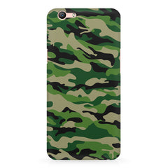 Military design design Oppo R11 Plus  printed back cover