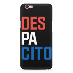 DES PA CITO design Oppo A1 all side printed hard back cover by Motivate box Oppo A1 hard plastic printed back cover.
