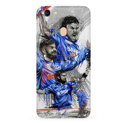 Virat kohli deisgn/Cricket design Oppo A83 hard case printed back cover