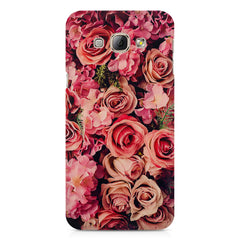 Roses  design,  Samsung Galaxy E5  printed back cover