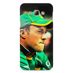 AB de Villiers South Africa  Samsung Galaxy E5  printed back cover