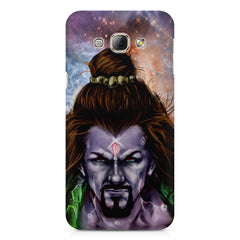 Shiva Anger  Samsung Galaxy E7  printed back cover