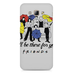 F.R.I.E.N.D.S. design Samsung Galaxy A7  printed back cover