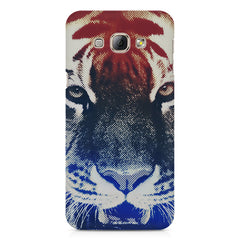 Pixel Tiger Design Samsung Galaxy A3 hard plastic printed back cover