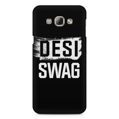 Desi Swag Samsung Galaxy A3 hard plastic printed back cover