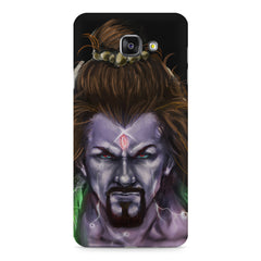 Shiva Anger  Samsung Galaxy A7 (2016)  printed back cover