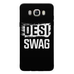 Desi Swag Samsung Galaxy On8 hard plastic printed back cover.