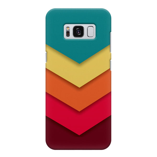 Graphic art design   Samsung S8  printed back cover