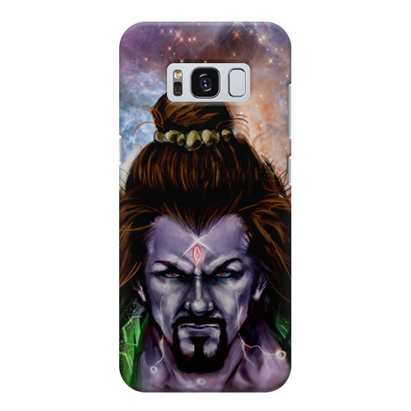 Shiva Anger  Samsung S8  printed back cover
