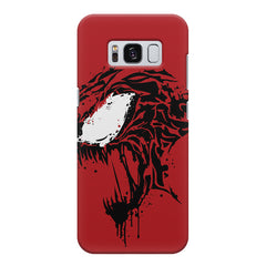 Spiderman roar - Venam design,  Samsung S8  printed back cover