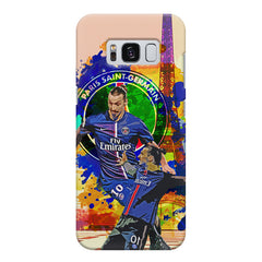 Zlatan Ibrahimovic Famous Footballer design,  Samsung S8 Plus  printed back cover