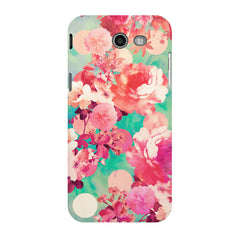 Floral  design,  Samsung Galaxy J3 2017  printed back cover