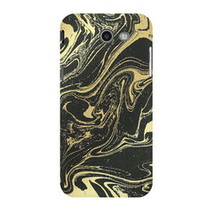 Golden black marble design Samsung Galaxy J3 2017  printed back cover