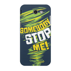 Be Unstoppable design Samsung Galaxy J3 2017  printed back cover