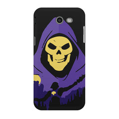 Evil looking skull design Samsung Galaxy J3 2017  printed back cover
