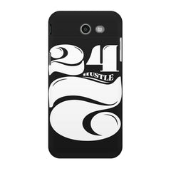 Always hustle design Samsung Galaxy J3 2017  printed back cover