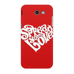 Spread some love design Samsung Galaxy J3 2017  printed back cover