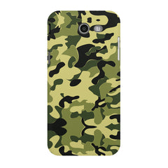 Camoflauge army color design Samsung Galaxy J3 2017  printed back cover