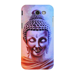 Lord Buddha design Samsung Galaxy J3 2017  printed back cover
