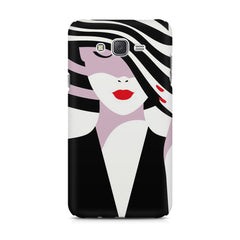 woman  design,  Samsung Galaxy J5 ( 2015 )  printed back cover