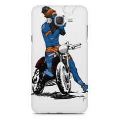 Puff pass  Samsung Galaxy J5 ( 2015 )  printed back cover