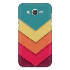 Graphic art design   Samsung Galaxy J2  printed back cover