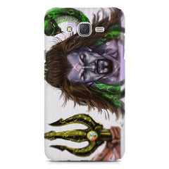 Shiva With Trishul  Samsung Galaxy J1 Ace  printed back cover
