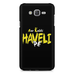 Aao kabhi haveli pe  design,  Galaxy A8  printed back cover