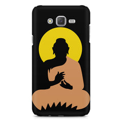 Gautam Buddha   design,  Samsung Galaxy J2 2016  printed back cover