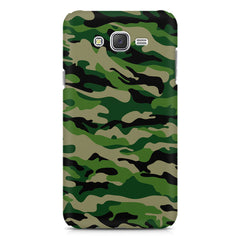 Military design design Samsung Galaxy J1 (2016)  printed back cover