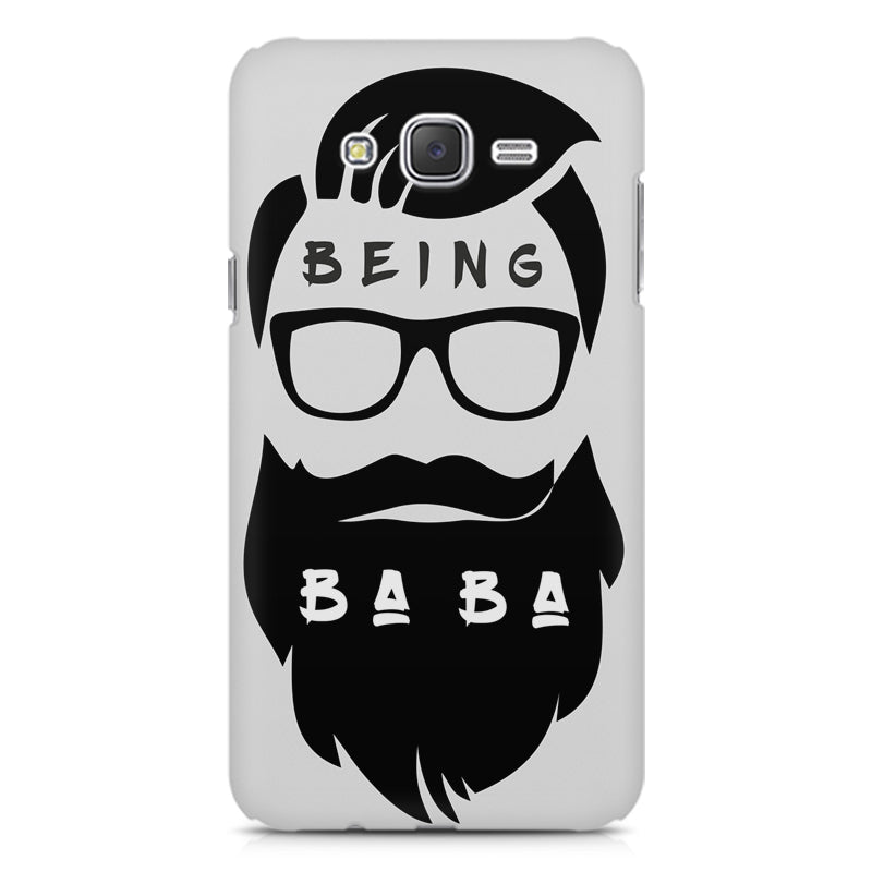 best sneakers 74d9e 1f7d6 Being BaBa Design Galaxy A8 hard plastic printed back cover