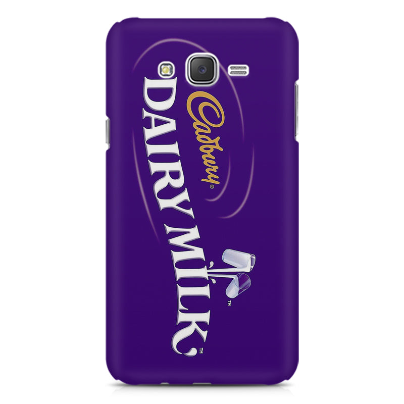 new style c7eb6 d35c4 Cadbhury Dairy Milk logo design Samsung Galaxy J7 Nxt hard case printed  back cover