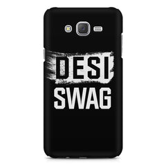 Desi Swag Samsung Galaxy J7 Nxt hard plastic printed back cover