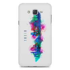 Incredible India Design Samsung Galaxy J7 Nxt hard plastic printed back cover