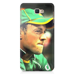 AB de Villiers South Africa  Samsung J7 Max  printed back cover
