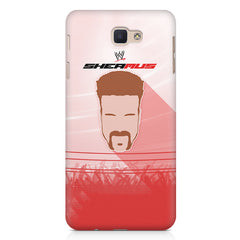Boxing Ring Sheamus  design,   Samsung Galaxy A3 2017 hard plastic printed back cover.