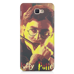 Harry Potter Gryffindor Abstract Art design,   Samsung Galaxy A7 2017 hard plastic printed back cover.