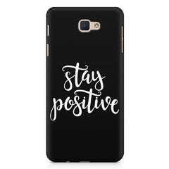 Positive motivation design  Samsung Galaxy A7 2017 hard plastic printed back cover.